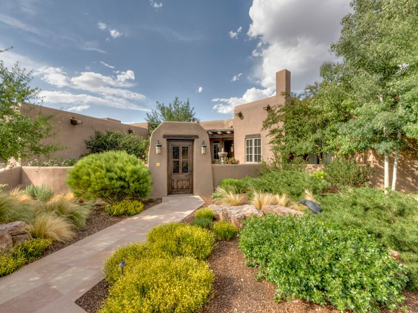 87 Calle Ventoso West, Santa Fe NM Single Family Home - Santa Fe Real Estate