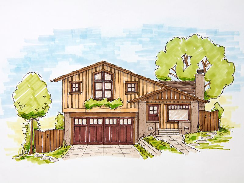 Build your dream house...