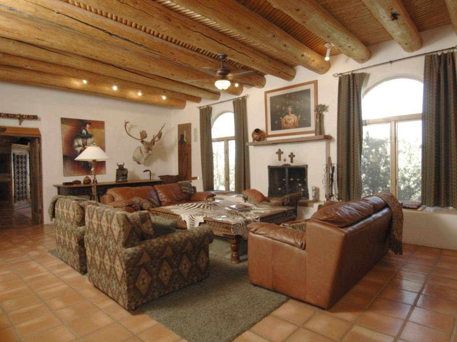 1312 Lejano Lane, Santa Fe NM Single Family Home - Santa Fe Real Estate