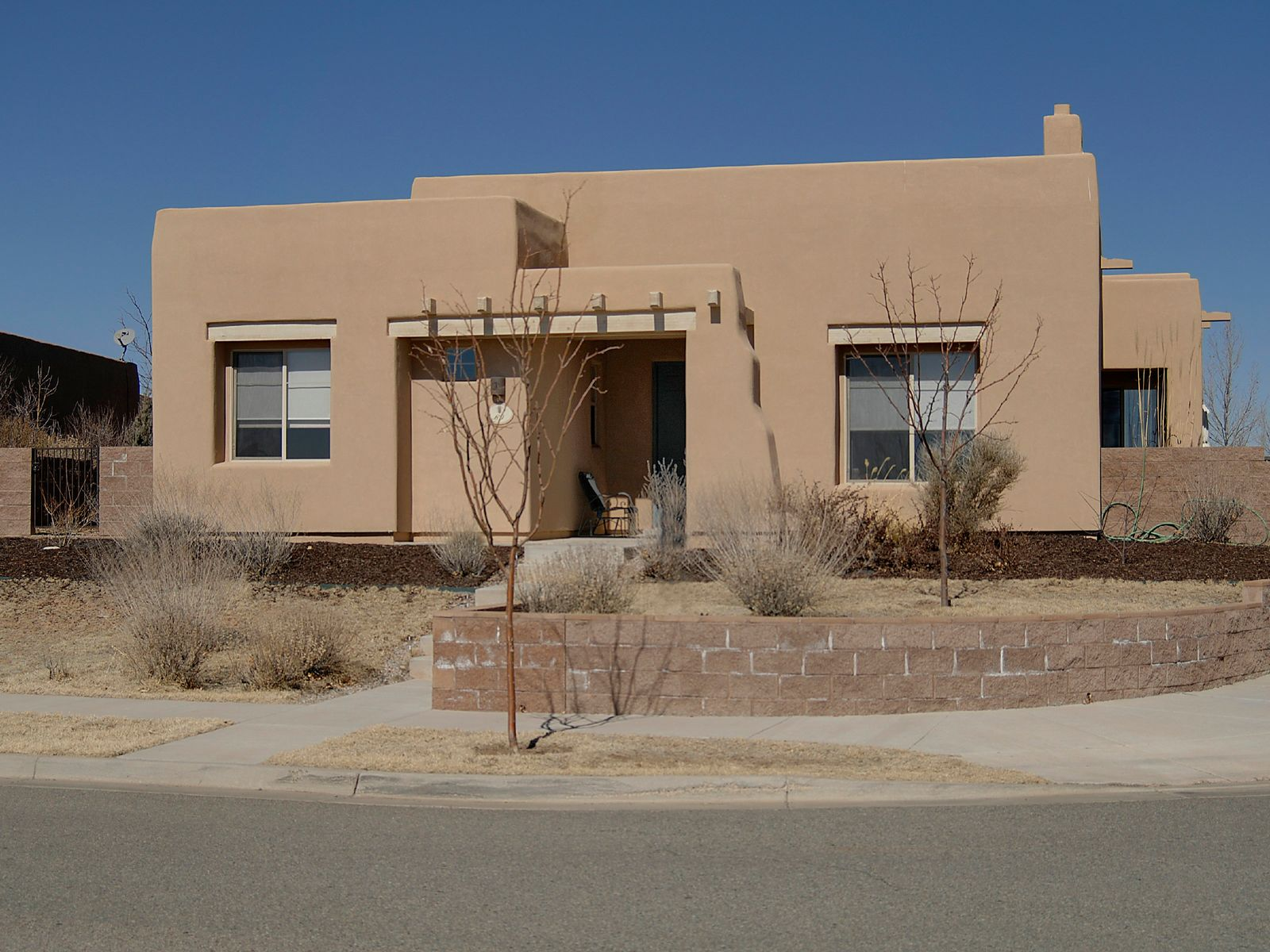 69 Johnson Mesa, Santa Fe NM Single Family Home - Santa Fe Real Estate