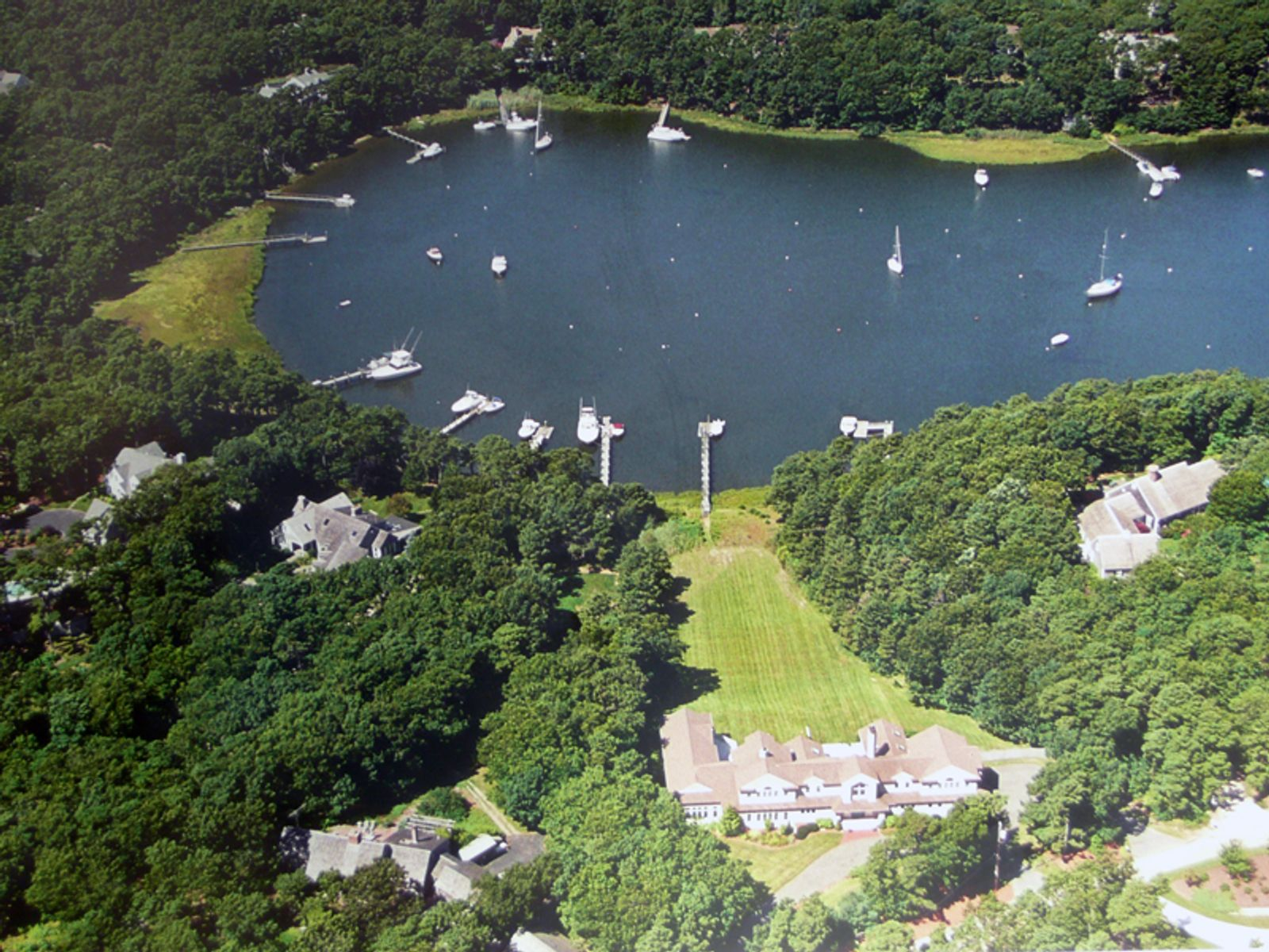 Waterfront Spectacular, Marstons Mills MA Single Family Home - Cape Cod Real Estate