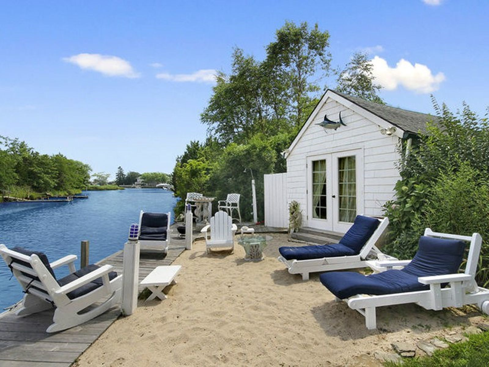 Commercial Waterfront Westhampton Beach