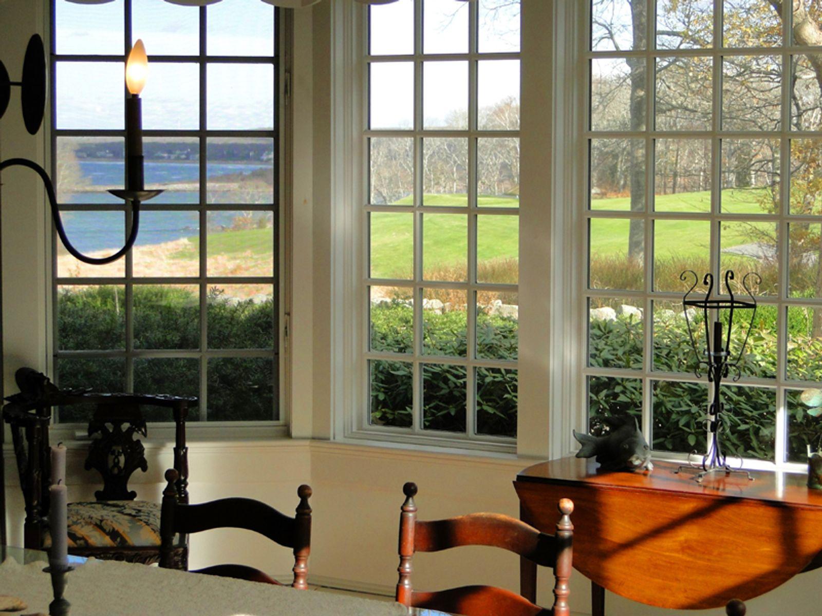 Quissett Harbor Views