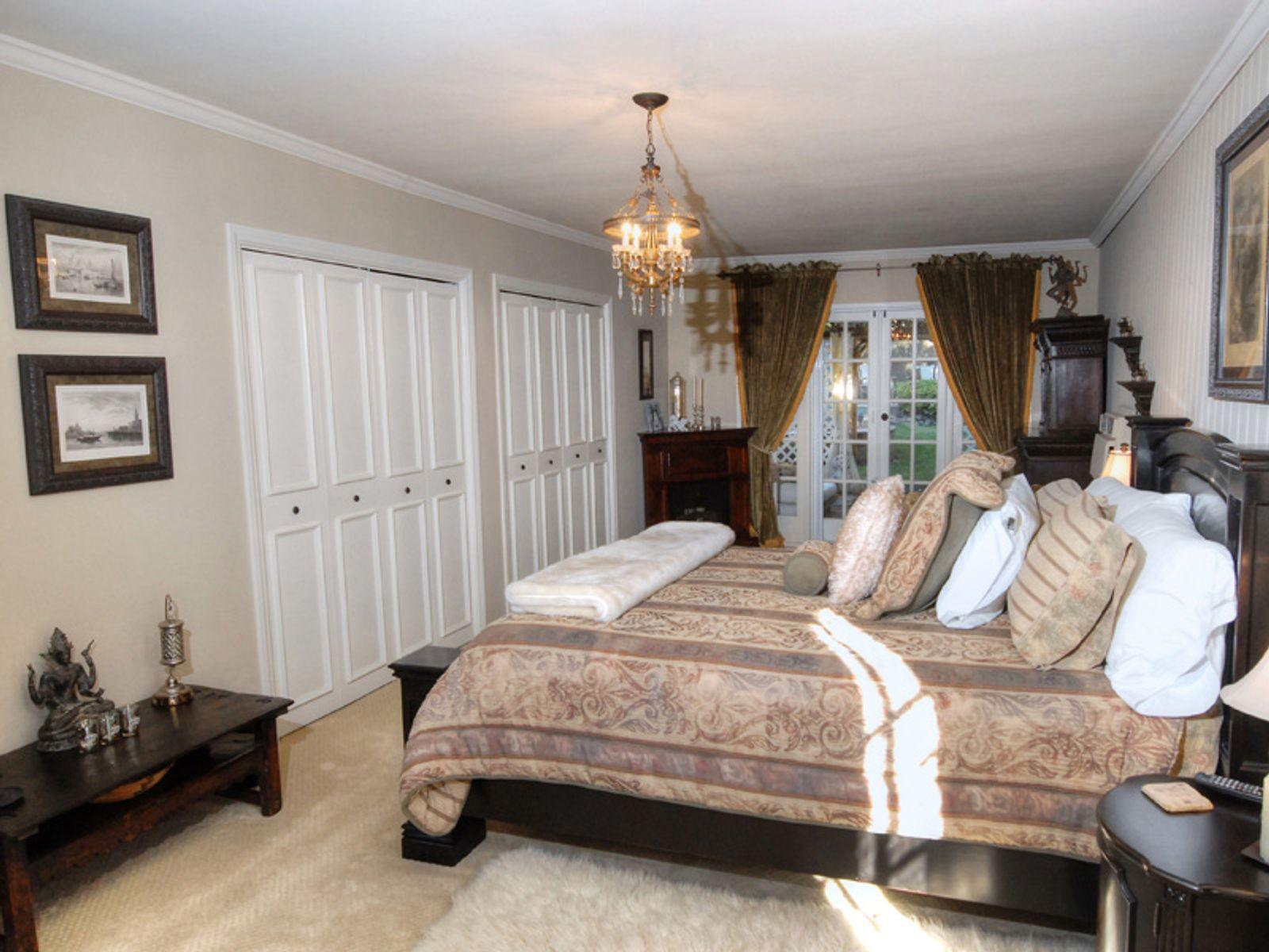 Graceful Tudor-Style Home