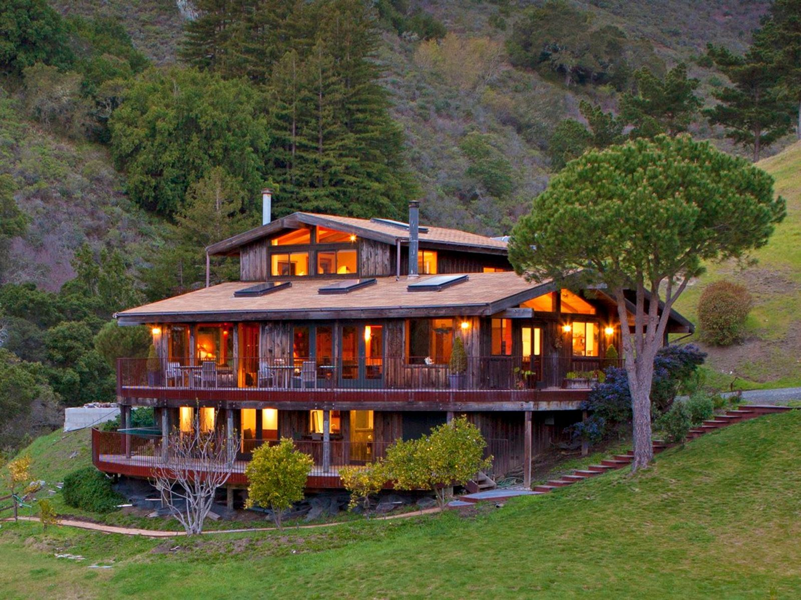 48150 Middle Road, Big Sur Coast CA Acreage / Lots - Monterey Real Estate