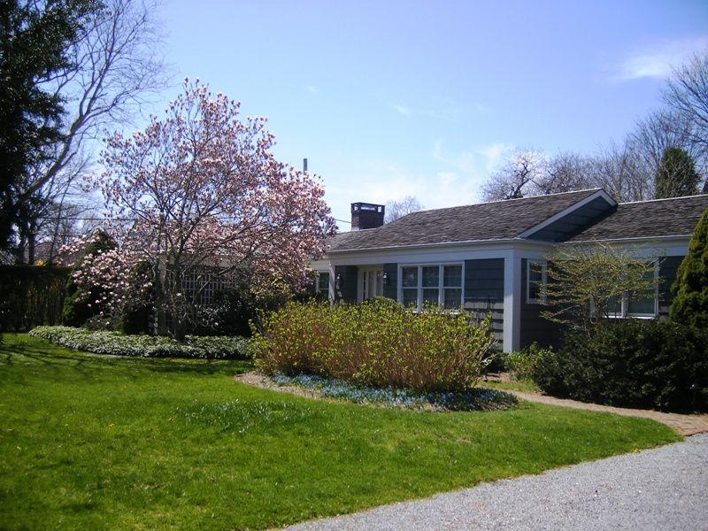 Charming Southampton Village Home