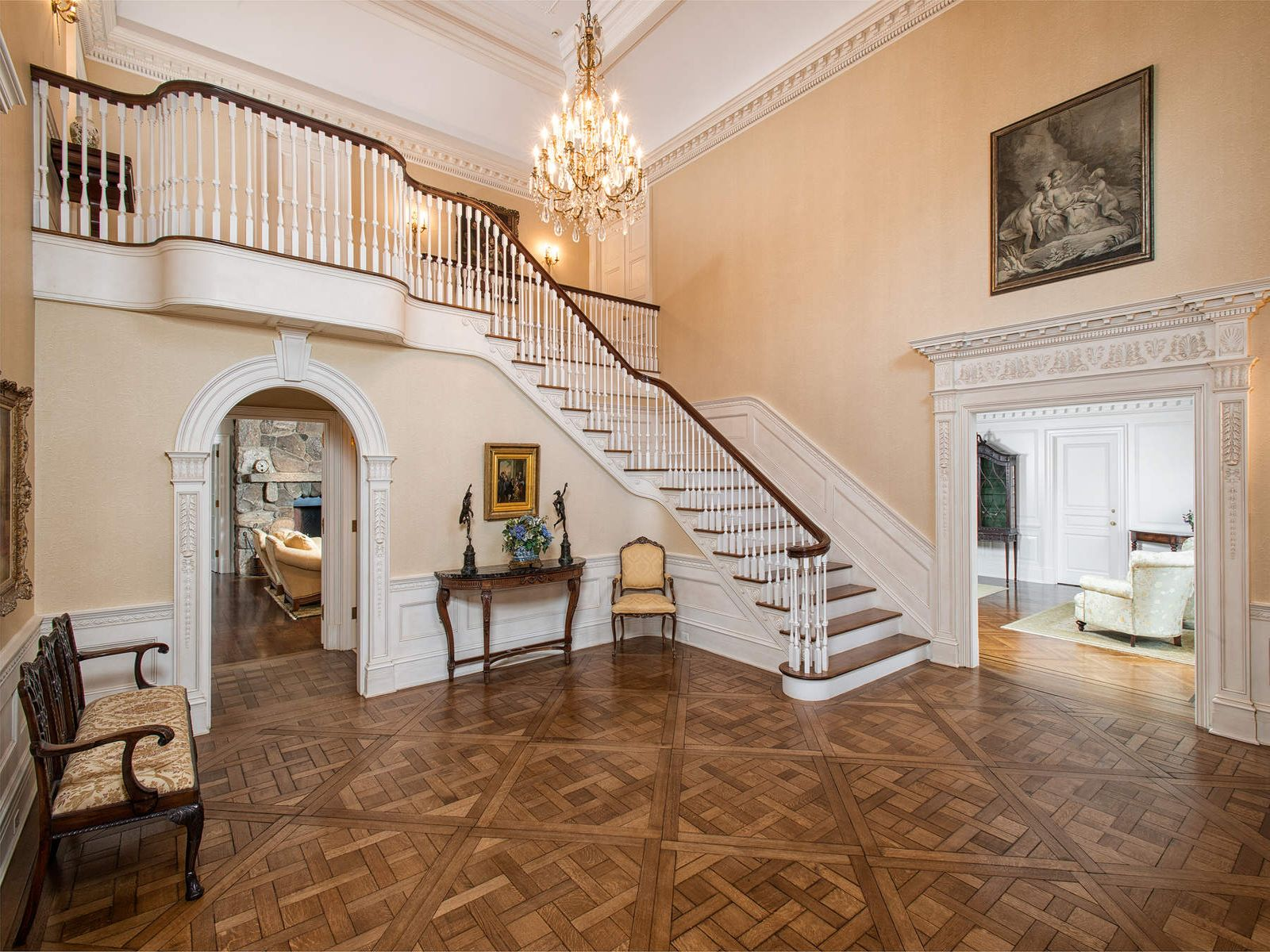 Distinguished Georgian Estate