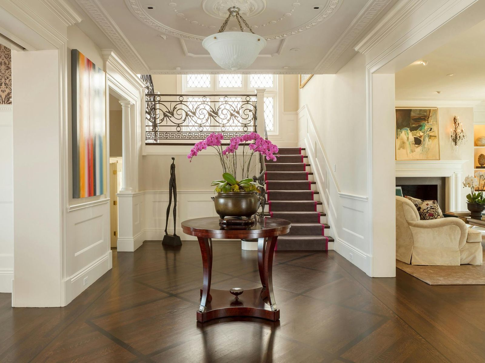 Pacific Heights View Residence, San Francisco CA Single Family Home - San Francisco Real Estate
