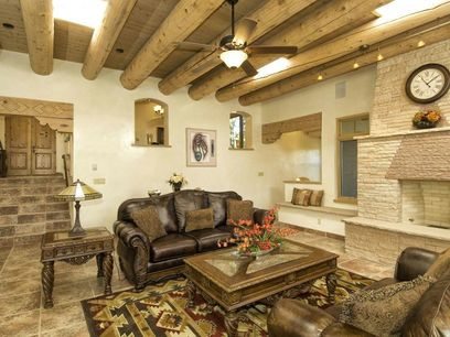 1264  N Summit Drive, Santa Fe NM Single Family Home - Santa Fe Real Estate