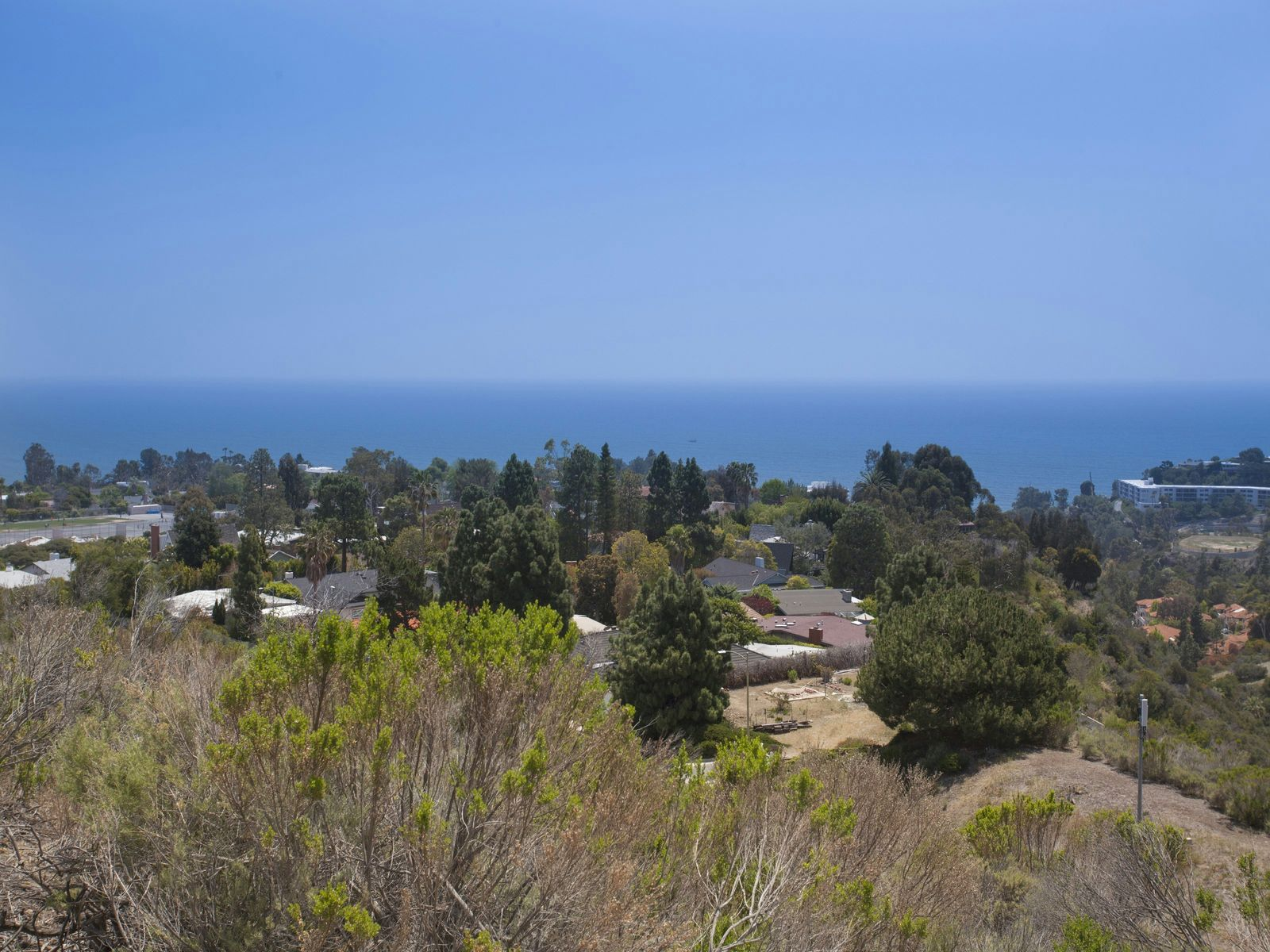 Beautiful Meadows with Majestic Views, Pacific Palisades CA Acreage / Lots - Los Angeles Real Estate