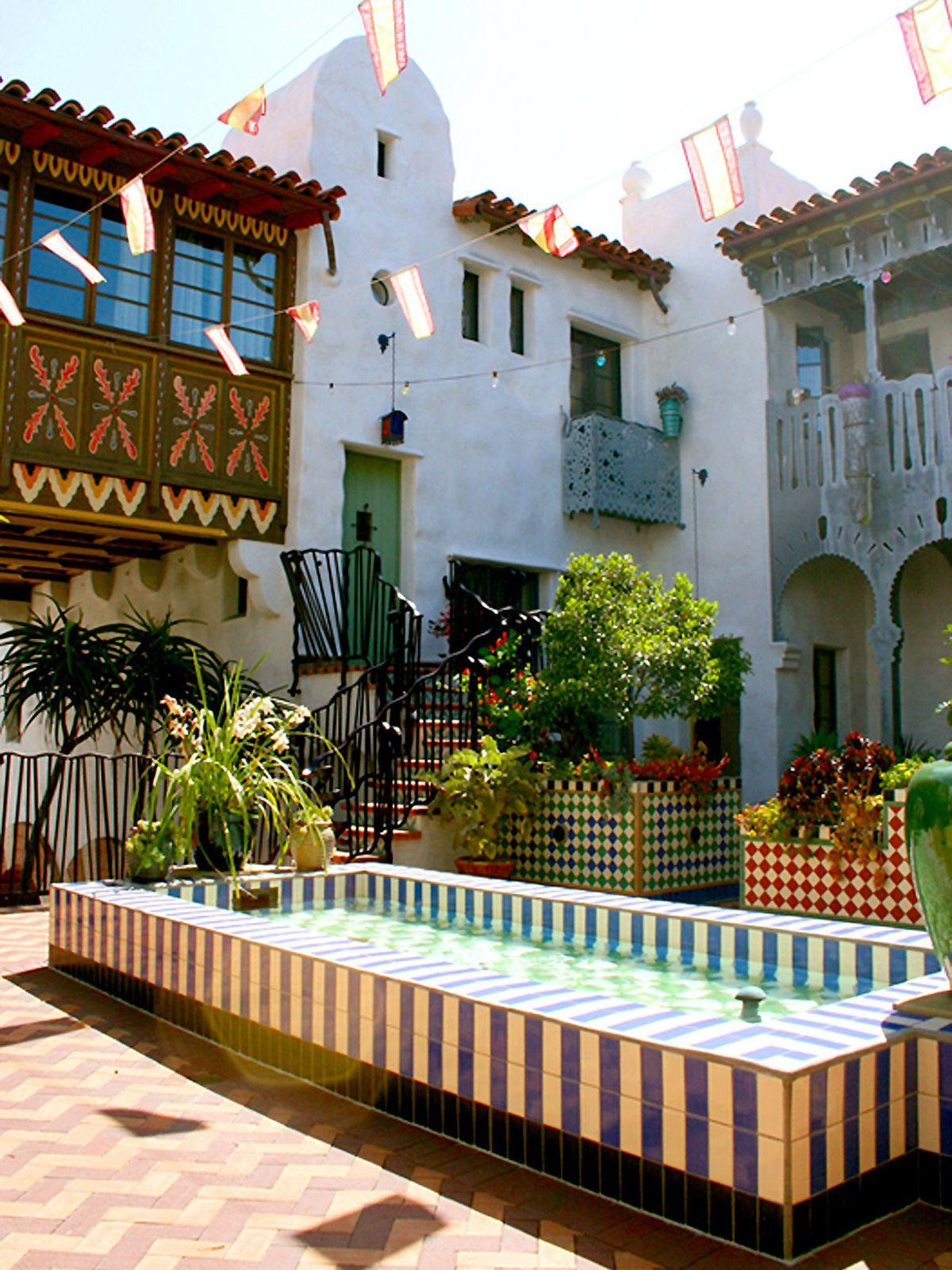 Unique Downtown Santa Barbara Living