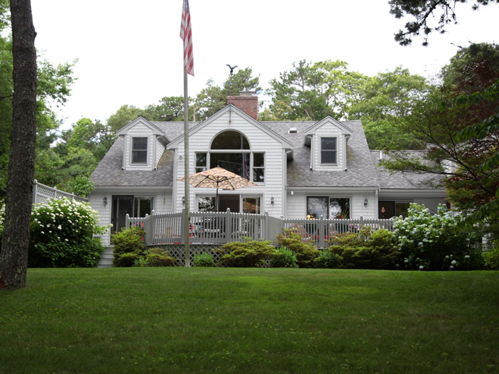 Serene Setting and Views, Marstons Mills MA Single Family Home - Cape Cod Real Estate