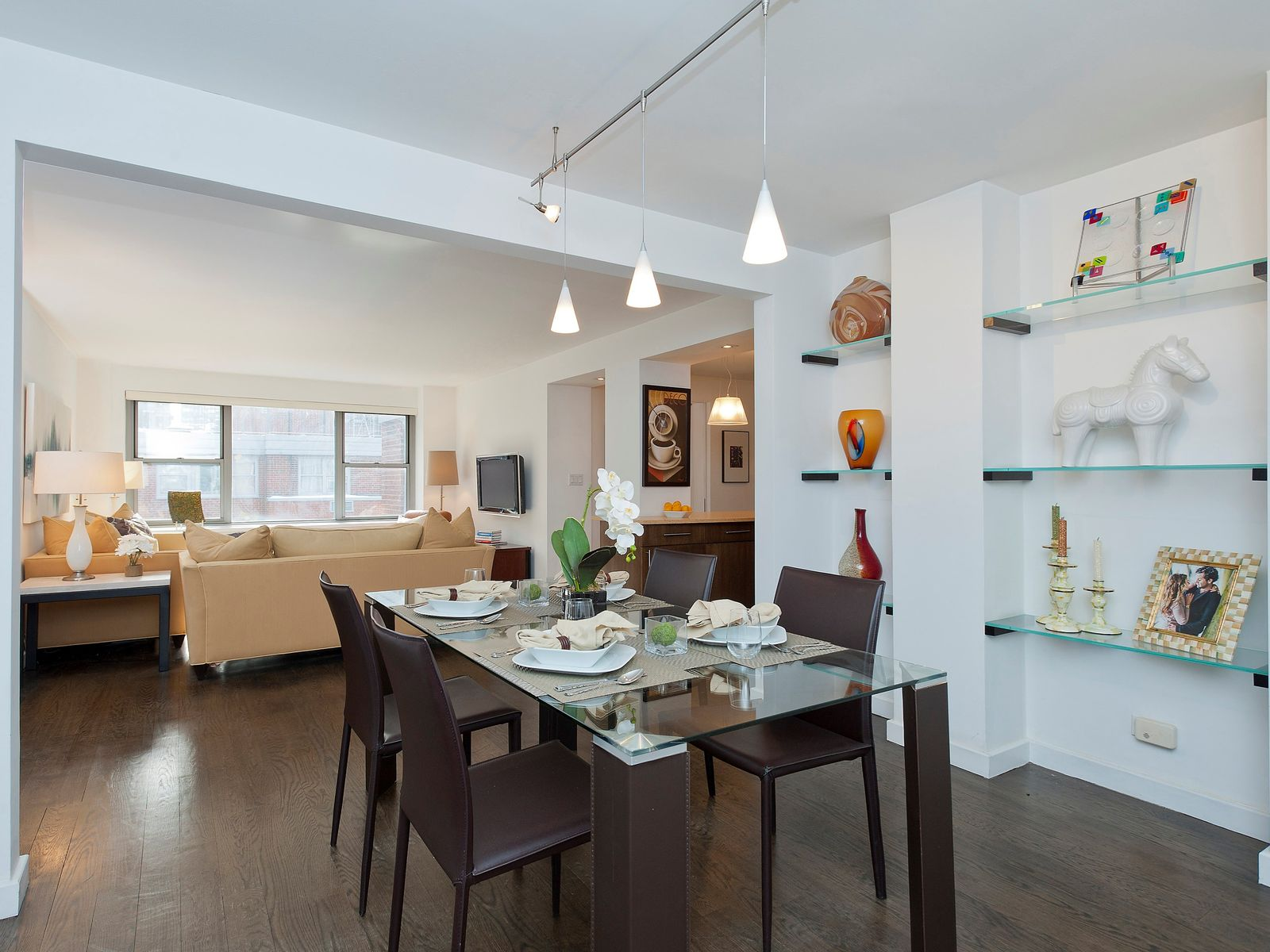Timeless Modernism in Sutton Place, New York NY Cooperative - New York City Real Estate