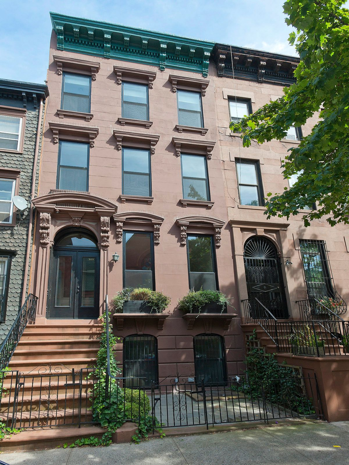 Fort Greene at its Best, Brooklyn NY Townhouse - New York City Real Estate