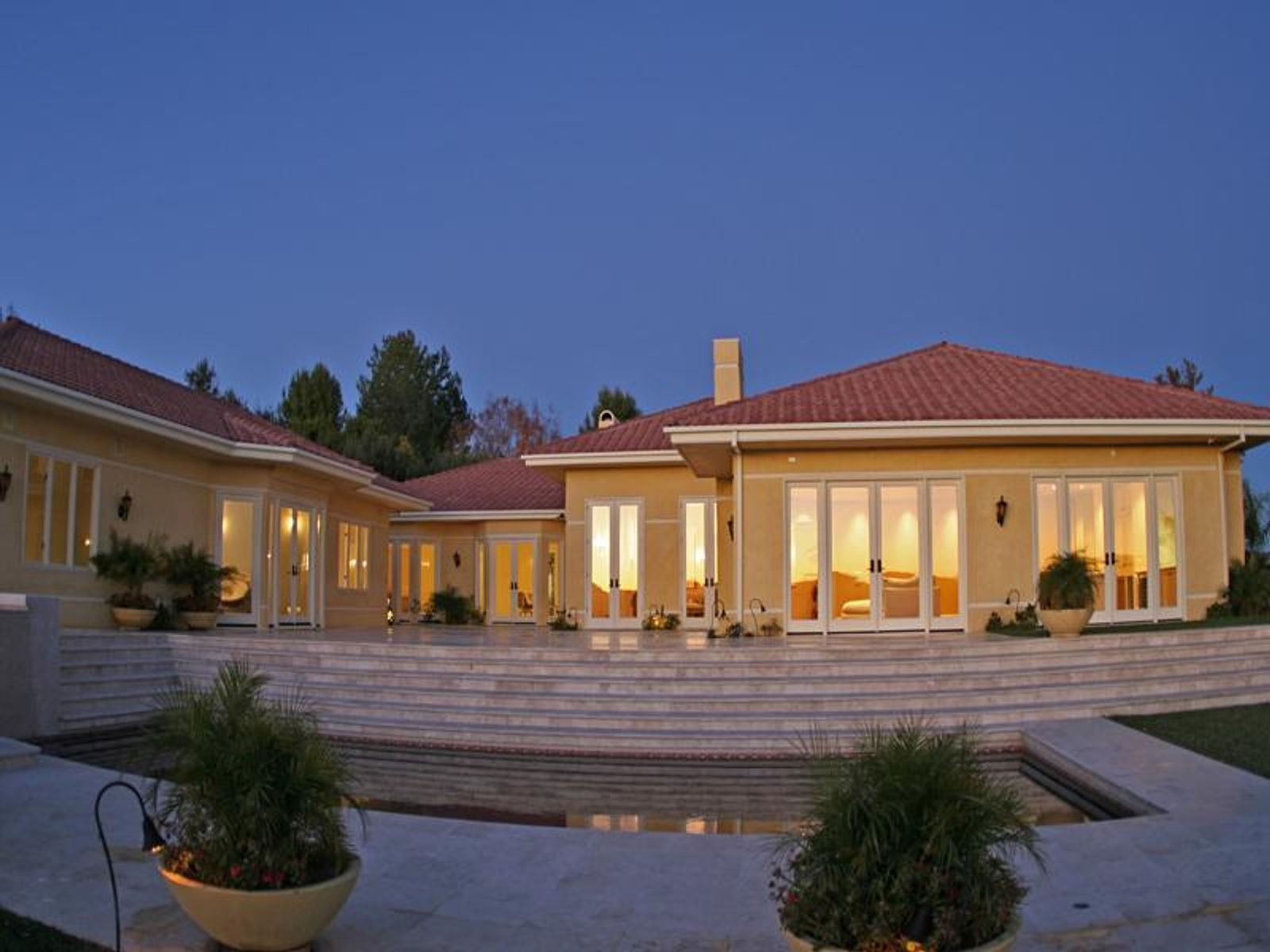European Estate with Modern Flair, Westlake Village CA Single Family Home - Los Angeles Real Estate
