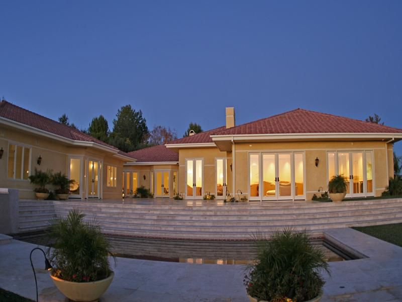 European Estate with Modern Flair