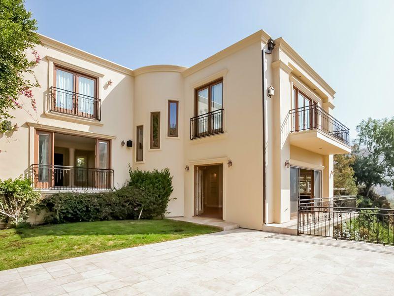 Newer Built Mediterranean Home
