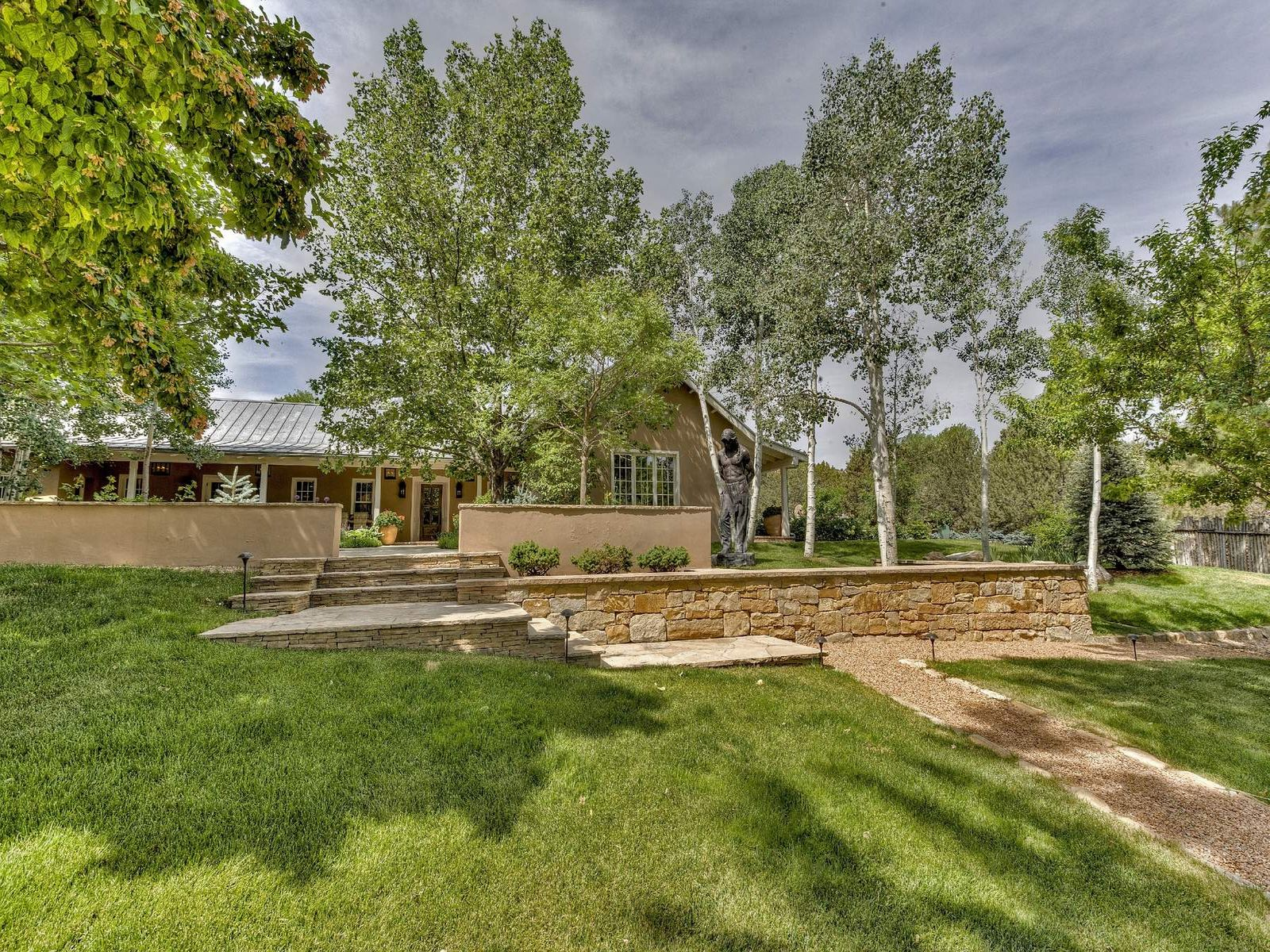 1434-A Bishops Lodge Road, Santa Fe NM Single Family Home - Santa Fe Real Estate