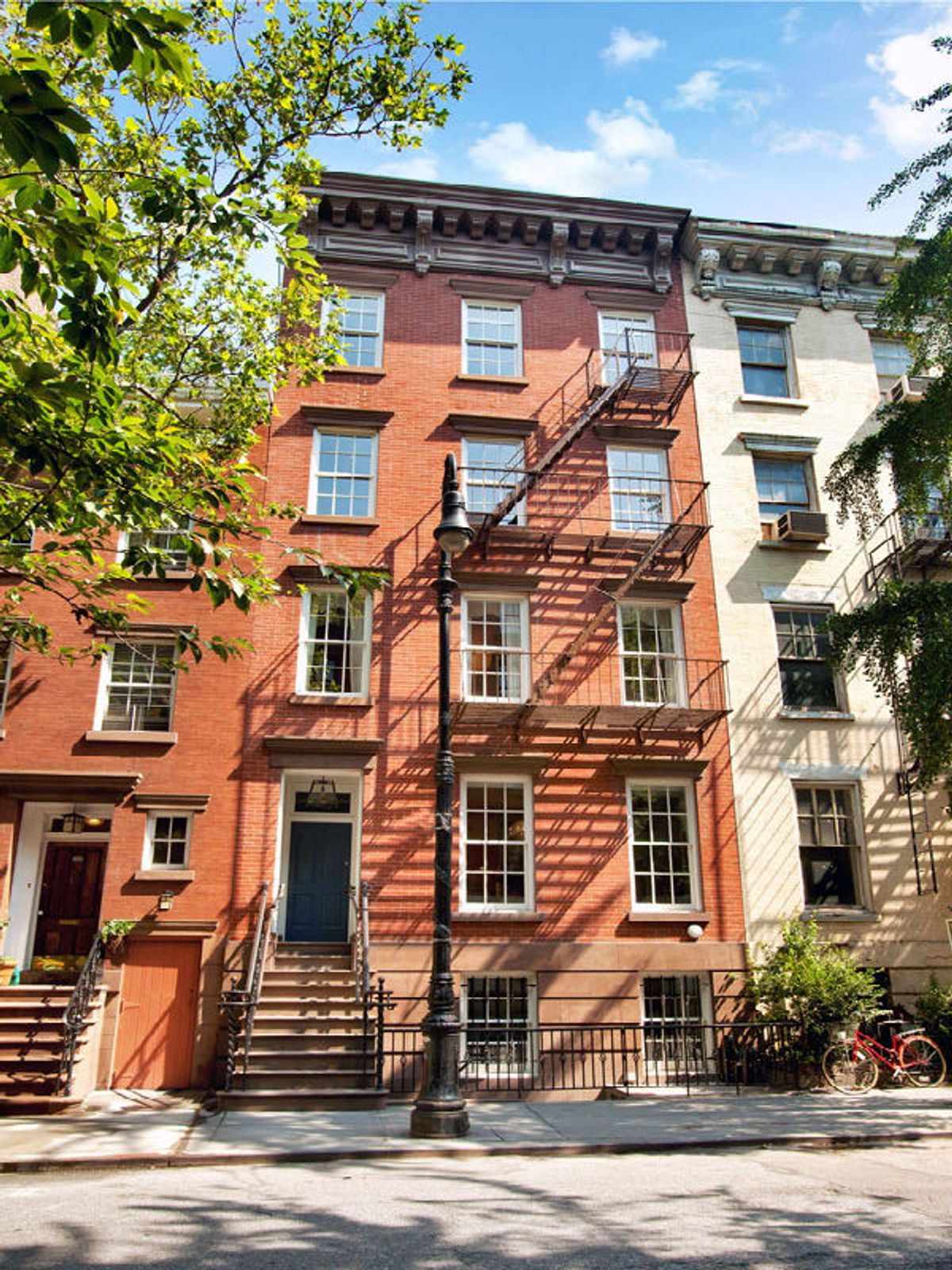 81 Horatio Street, New York NY Townhouse - New York City Real Estate