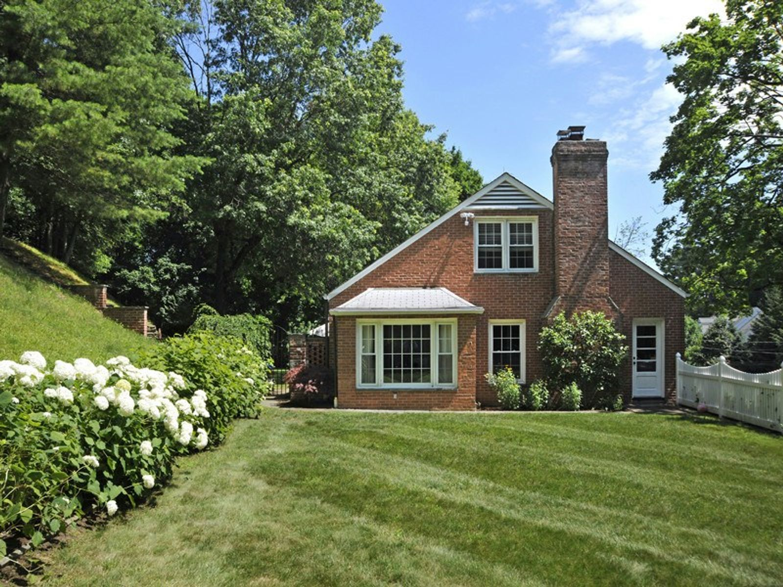 Open Lawns with Professional Landscaping