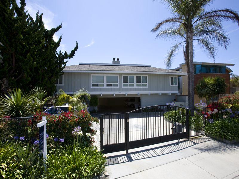 Santa Barbara Beach Getaway
