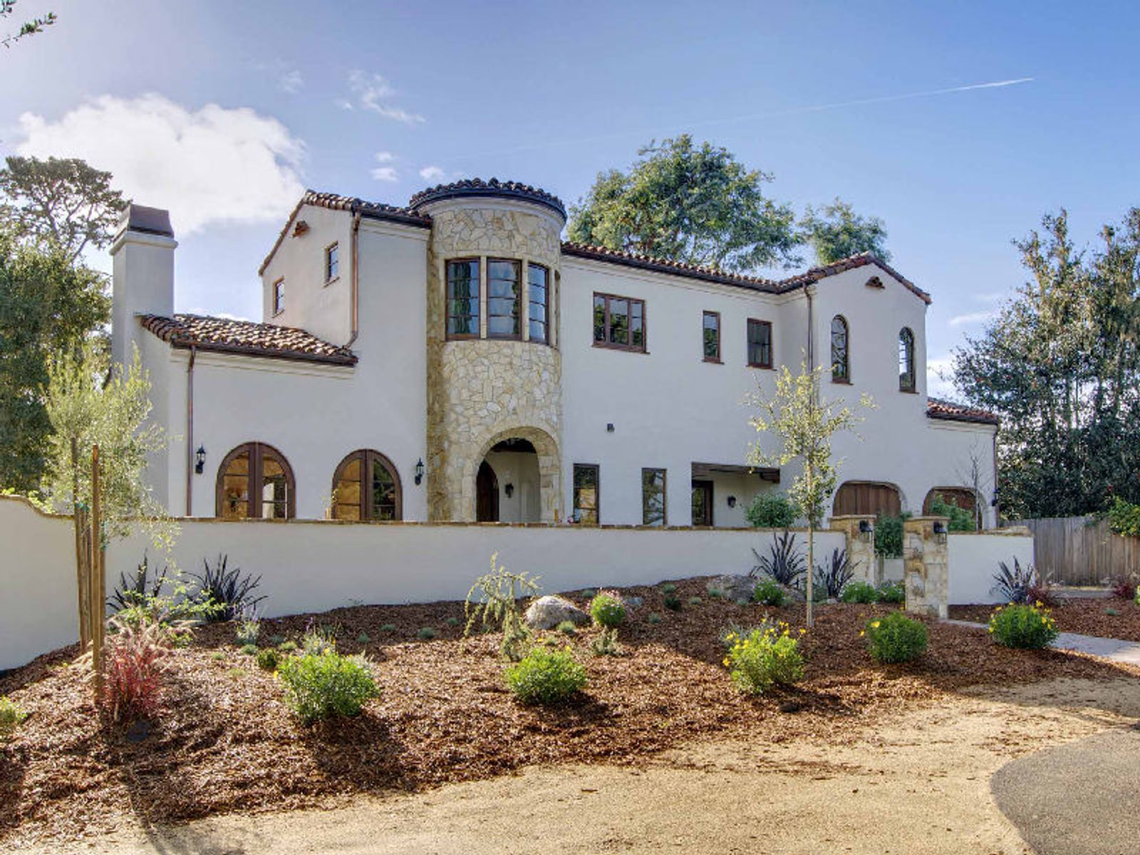 Pebble Beach Mediterranean Class, Pebble Beach CA Single Family Home - Monterey Real Estate