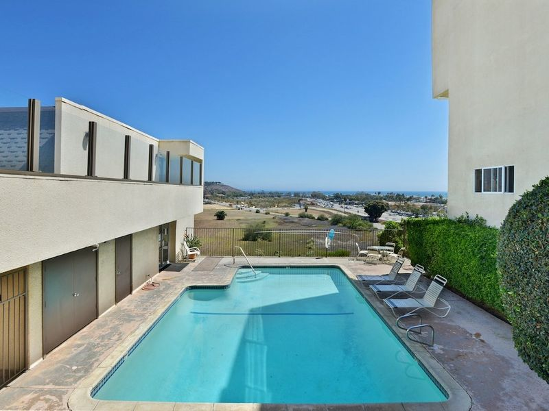 Top Corner Unit in Malibu Canyon Village