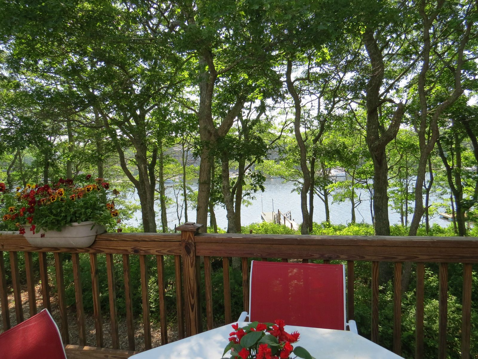 Waterfront with Dock, Falmouth MA Single Family Home - Cape Cod Real Estate