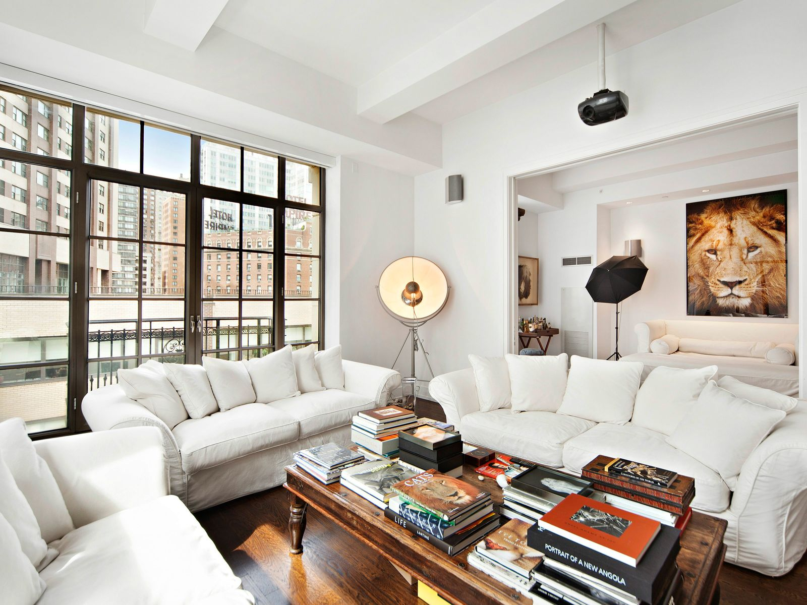 Luxury Loft in Lincoln Center