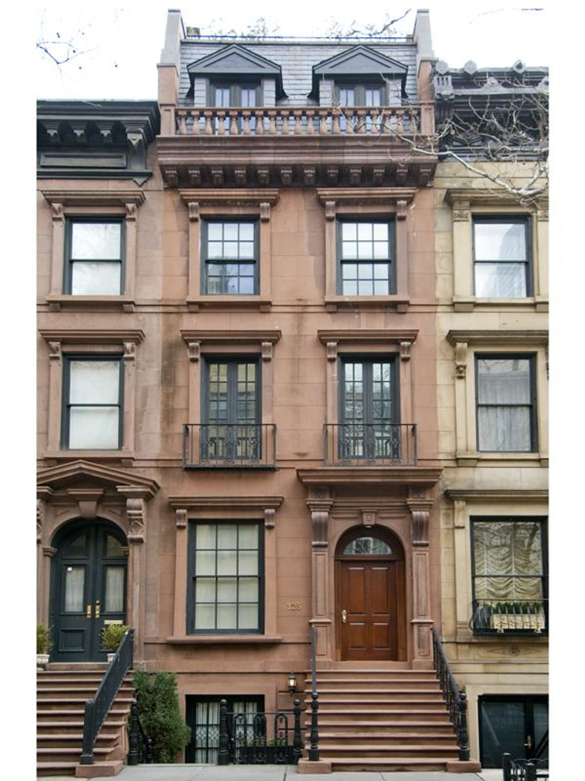 125 east 62nd street new york ny townhouse new york for Luxury new york city real estate