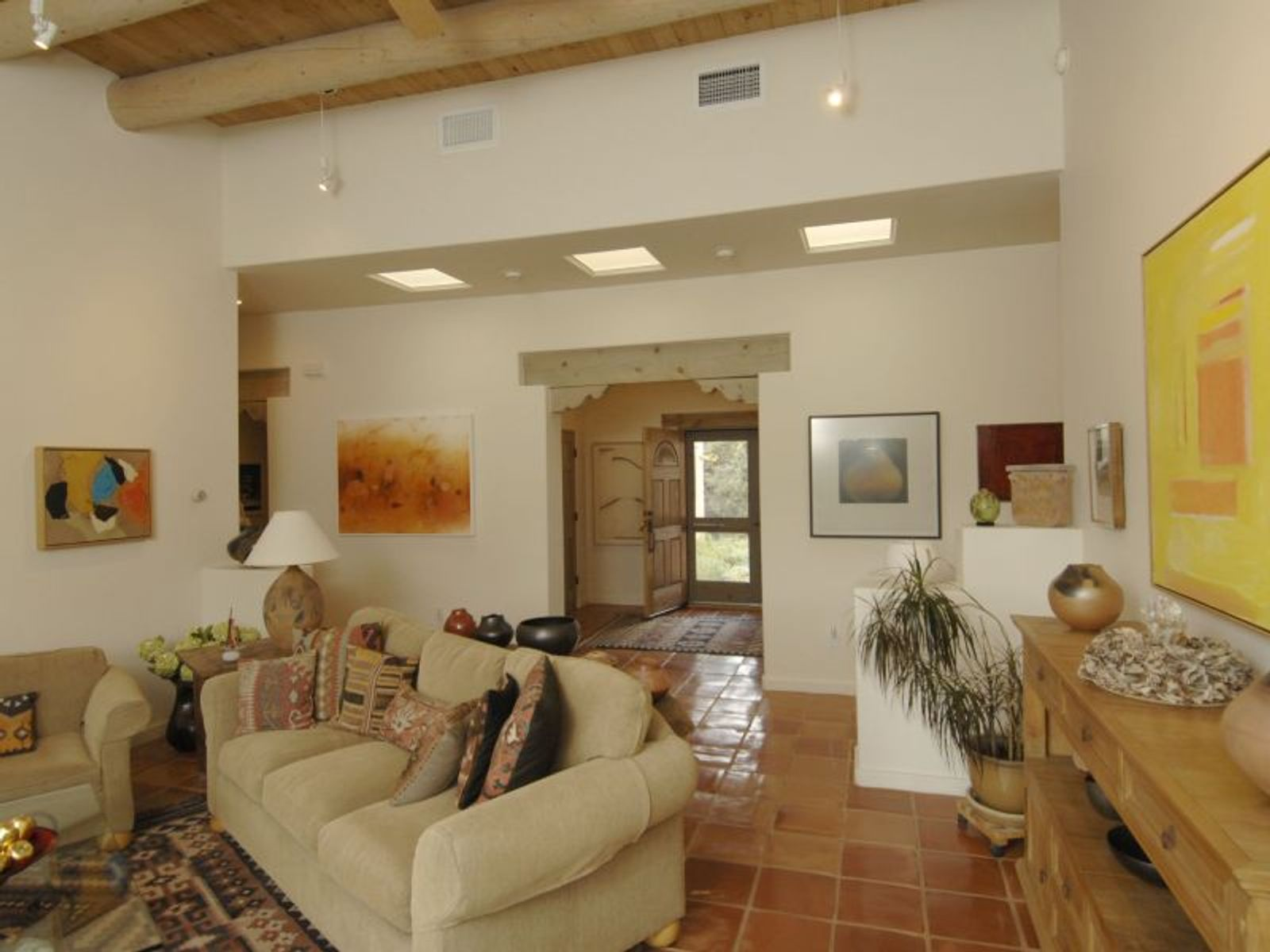 901 Allahna Way, Santa Fe NM Single Family Home - Santa Fe Real Estate