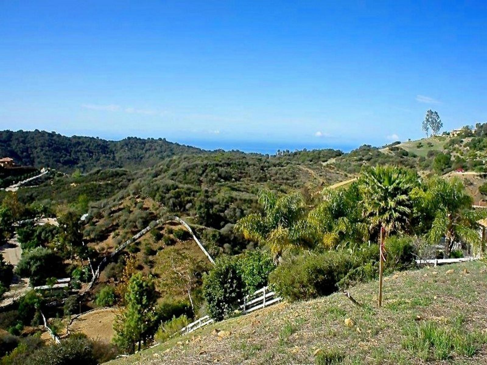 Approx. 2.68 Acres with Great Ocean View, Topanga CA Acreage / Lots - Los Angeles Real Estate