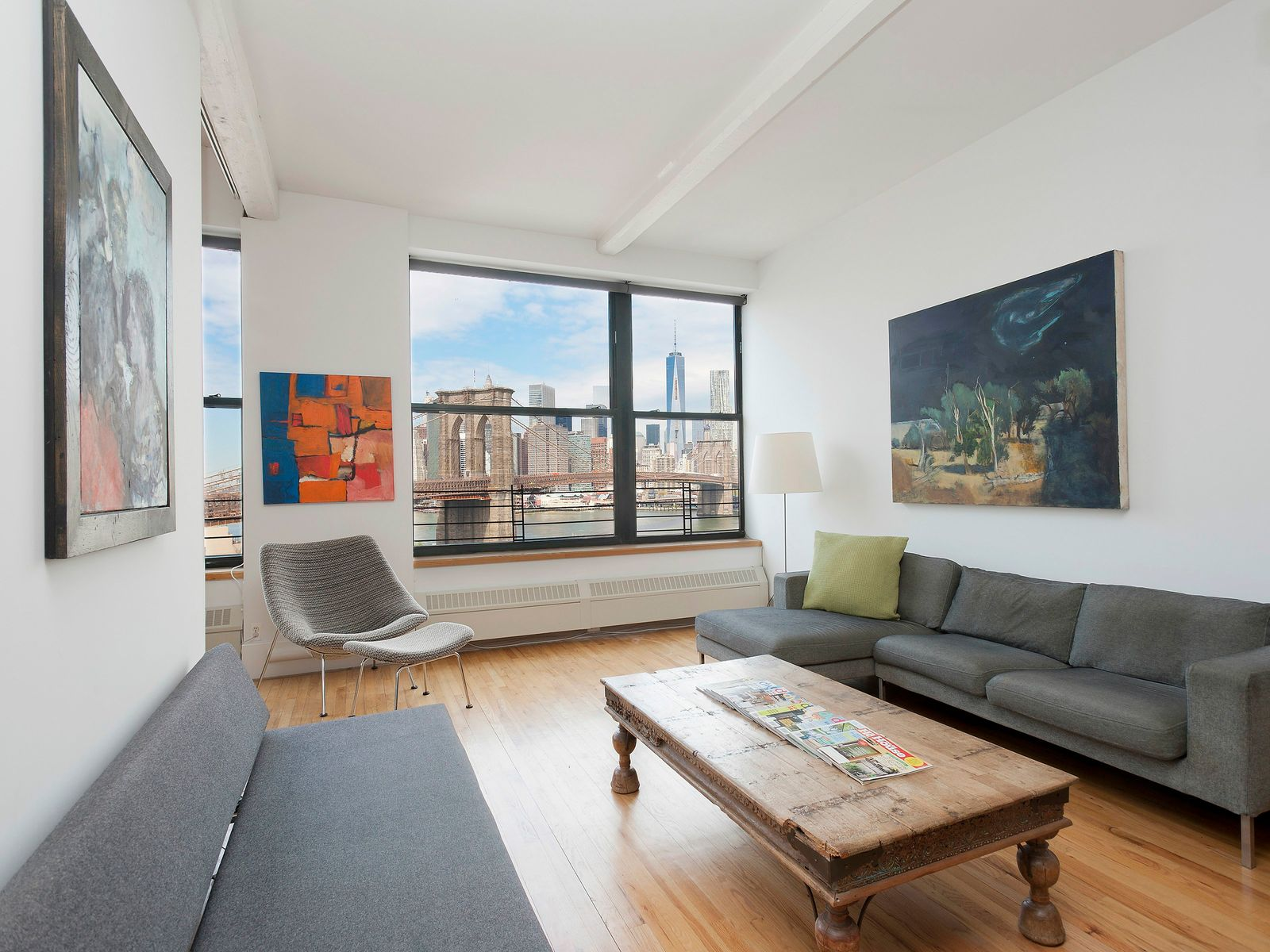 Sunlit Stunner, Brooklyn NY Condominium - New York City Real Estate