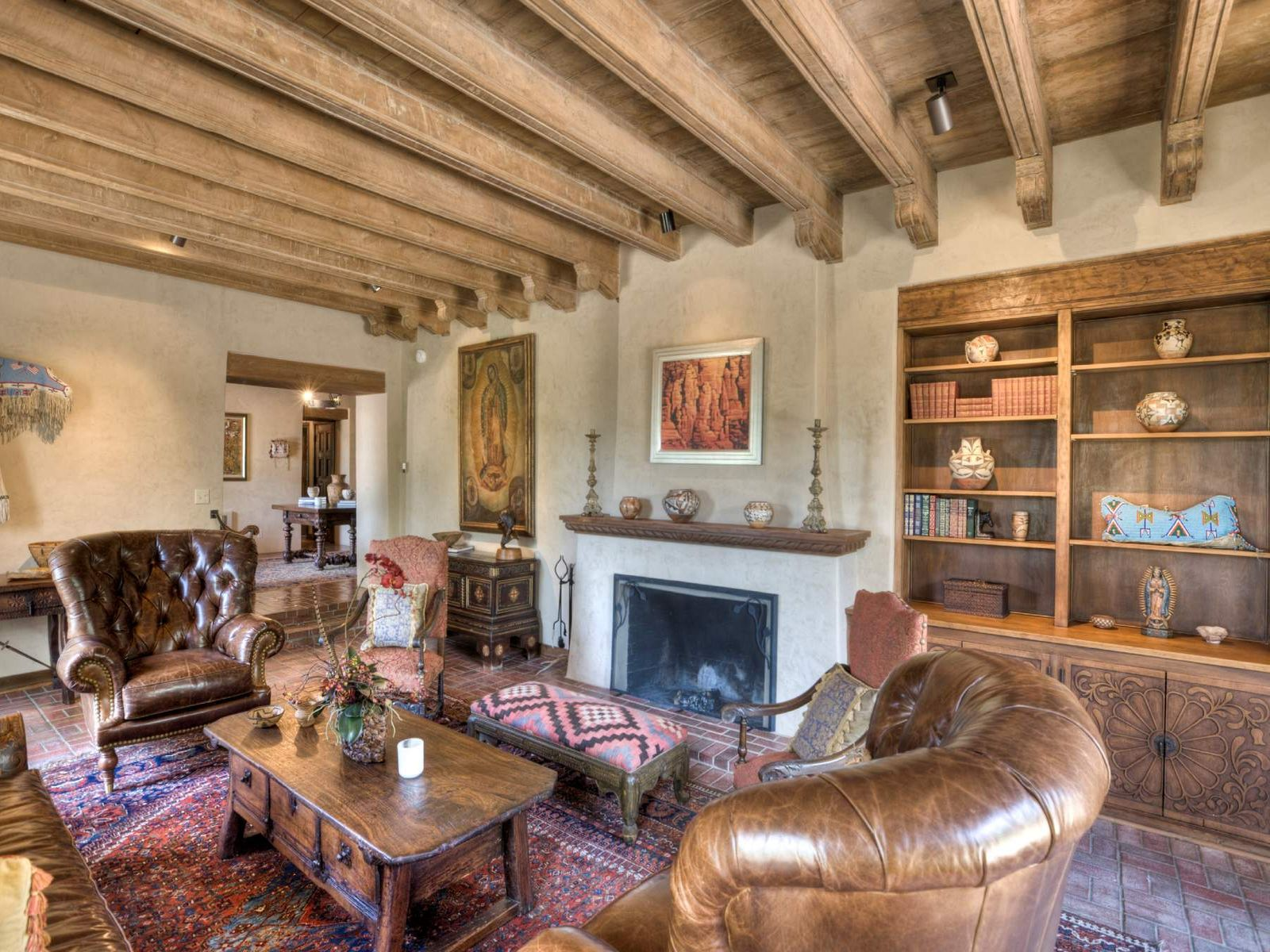 217 Camino Del Norte, Santa Fe NM Single Family Home - Santa Fe Real Estate