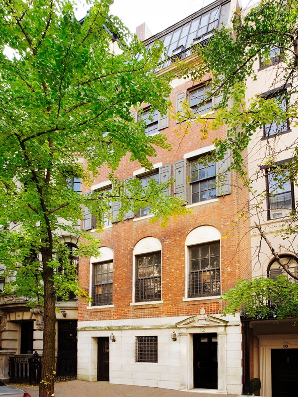 Federal Townhouse , New York NY Townhouse - New York City Real Estate