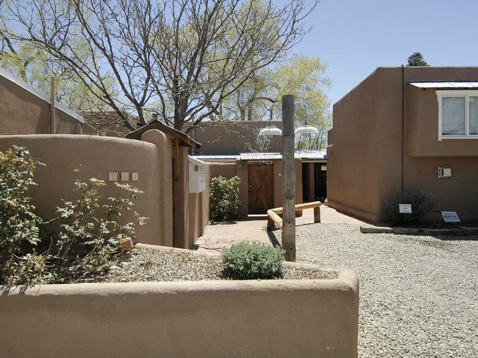 208 Sena Street # 4, Santa Fe NM Condominium - Santa Fe Real Estate
