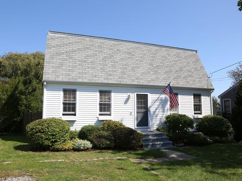 Seaside Cape Cod Home