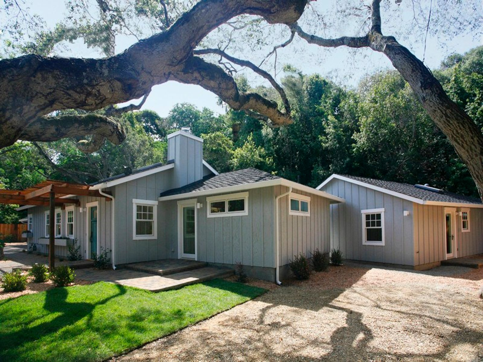 Charming Craftman With Guest House, Carmel Valley CA Single Family Home - Monterey Real Estate