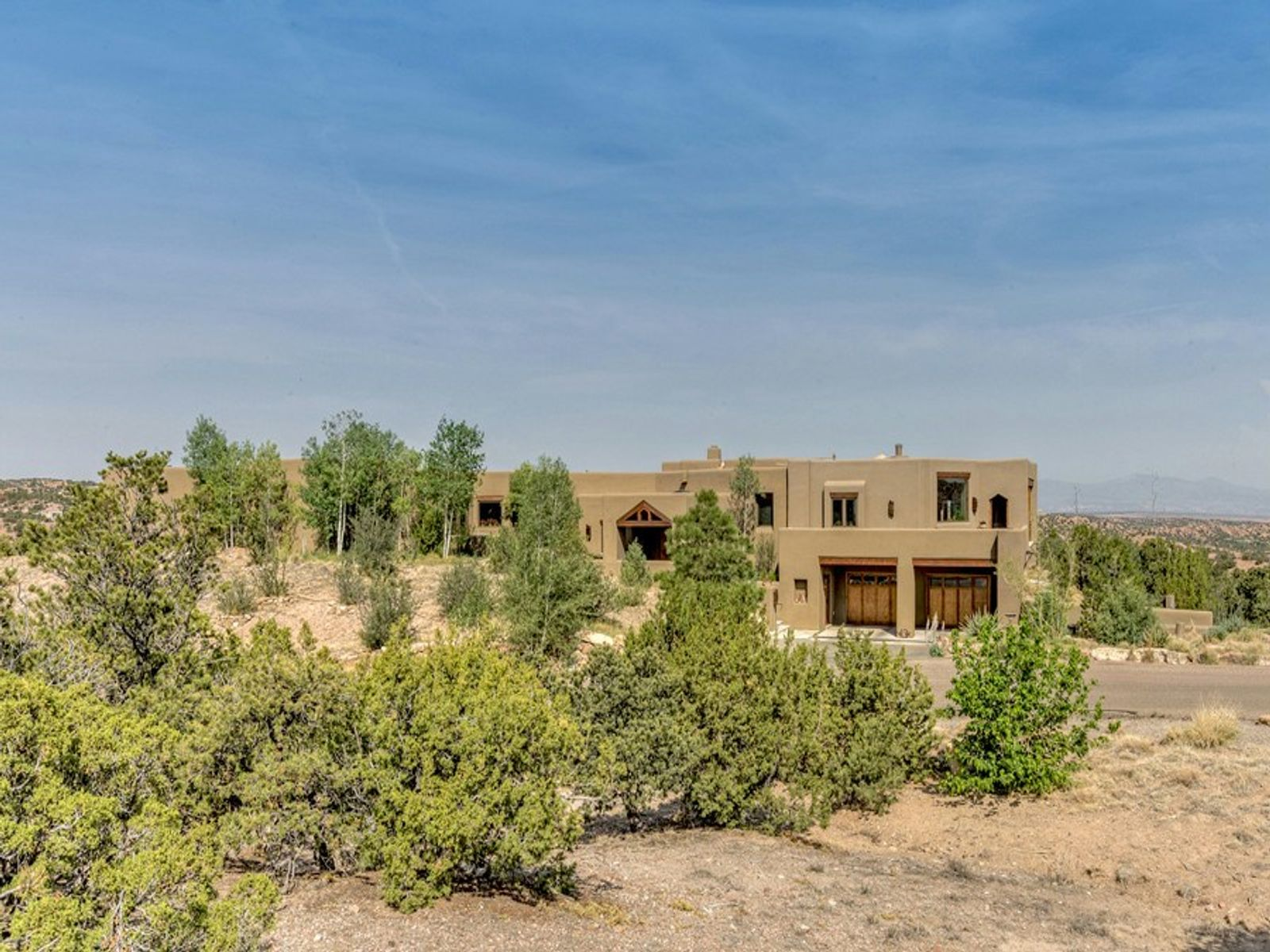 9 Lodge Circle, Santa Fe NM Single Family Home - Santa Fe Real Estate