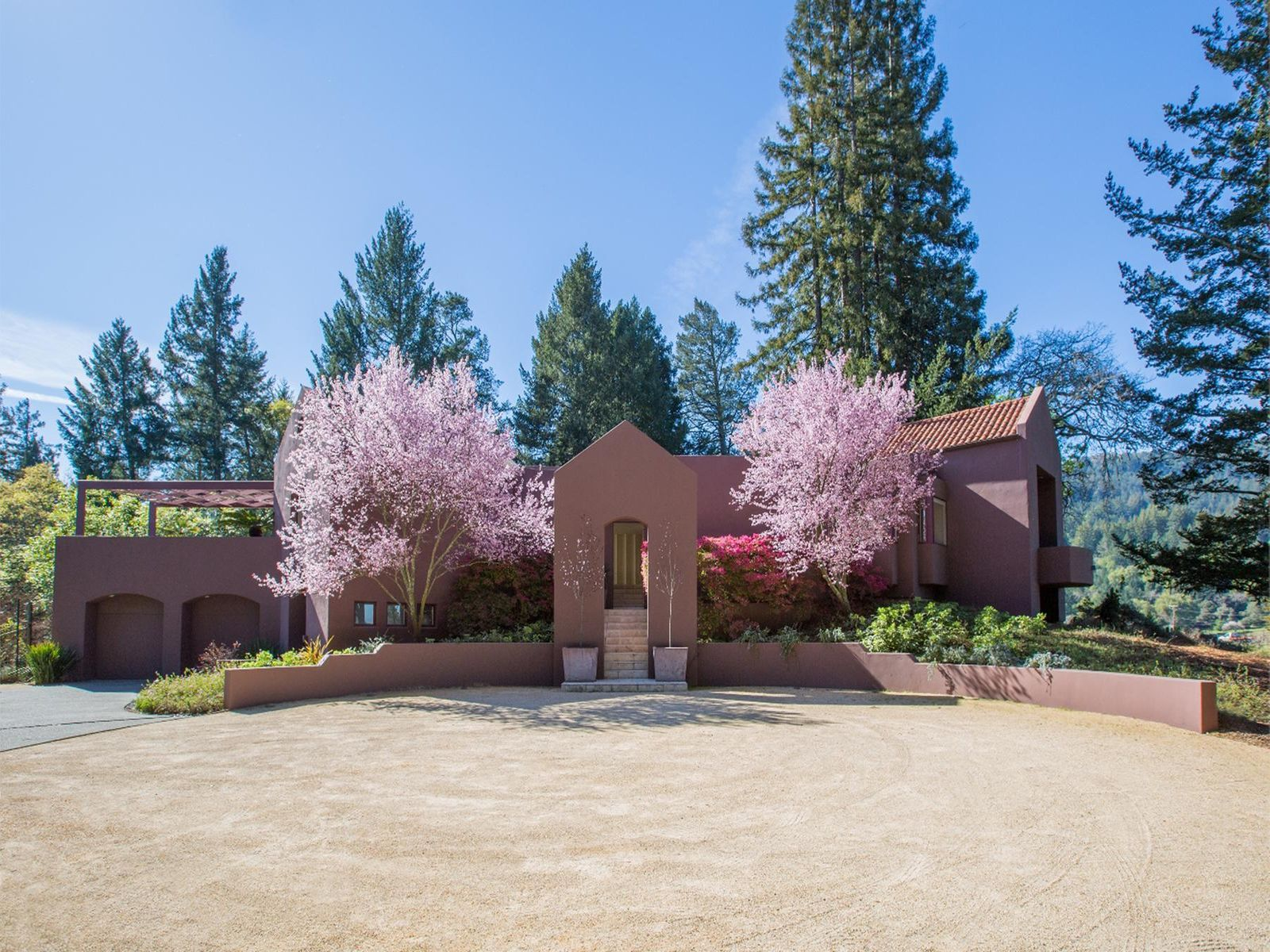 Sonoma Wine Country Contemporary Home, Glen Ellen CA Single Family Home - Sonoma - Napa Real Estate
