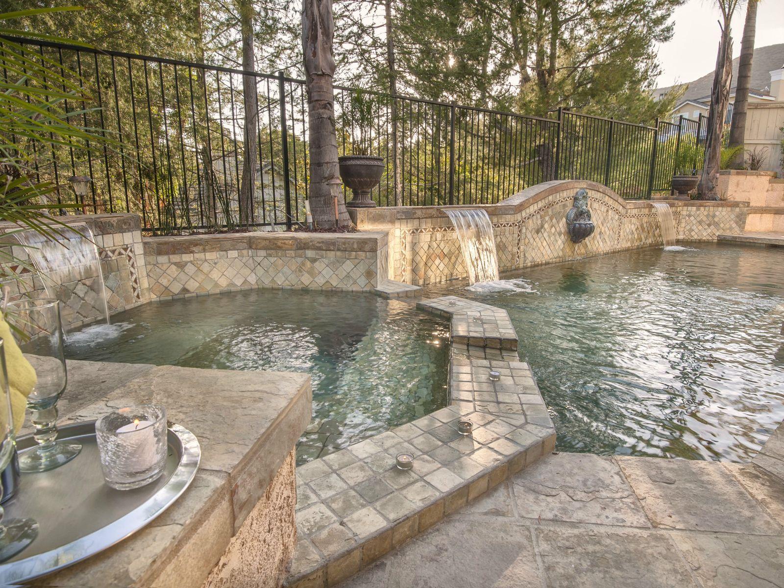 Gated Eagle Ridge Pool Home