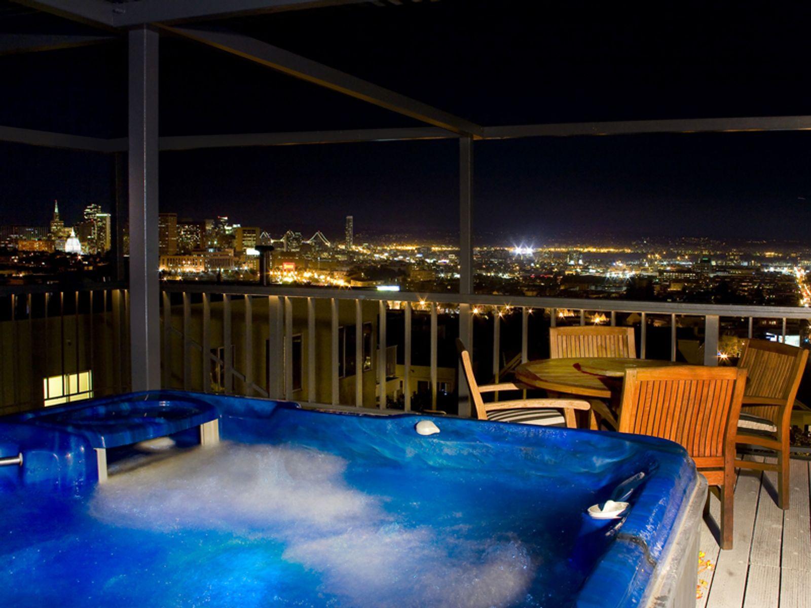 Spectacular Penthouse View Deck