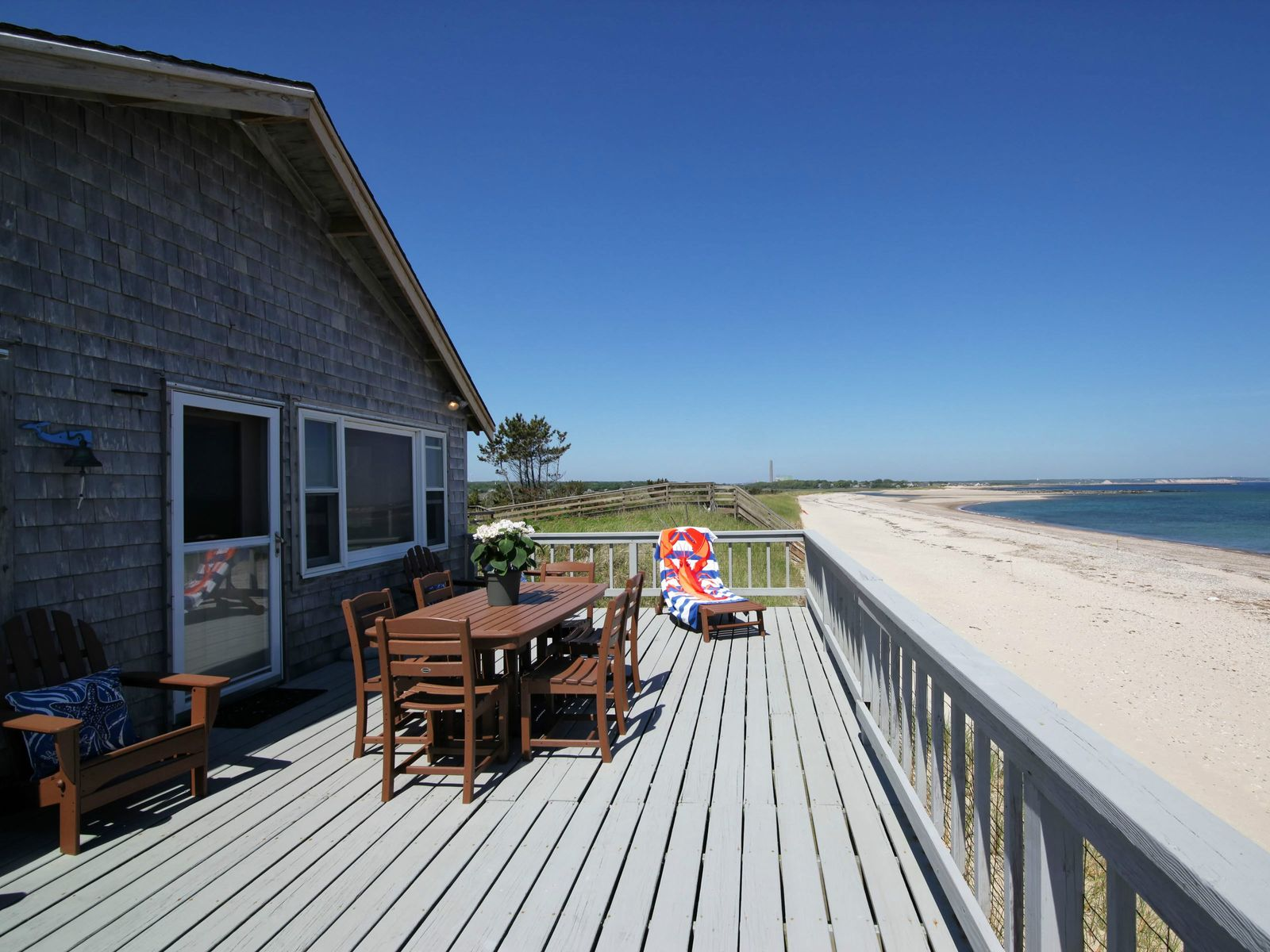 Private Beach, Great Rental History, East Sandwich MA Single Family Home - Cape Cod Real Estate
