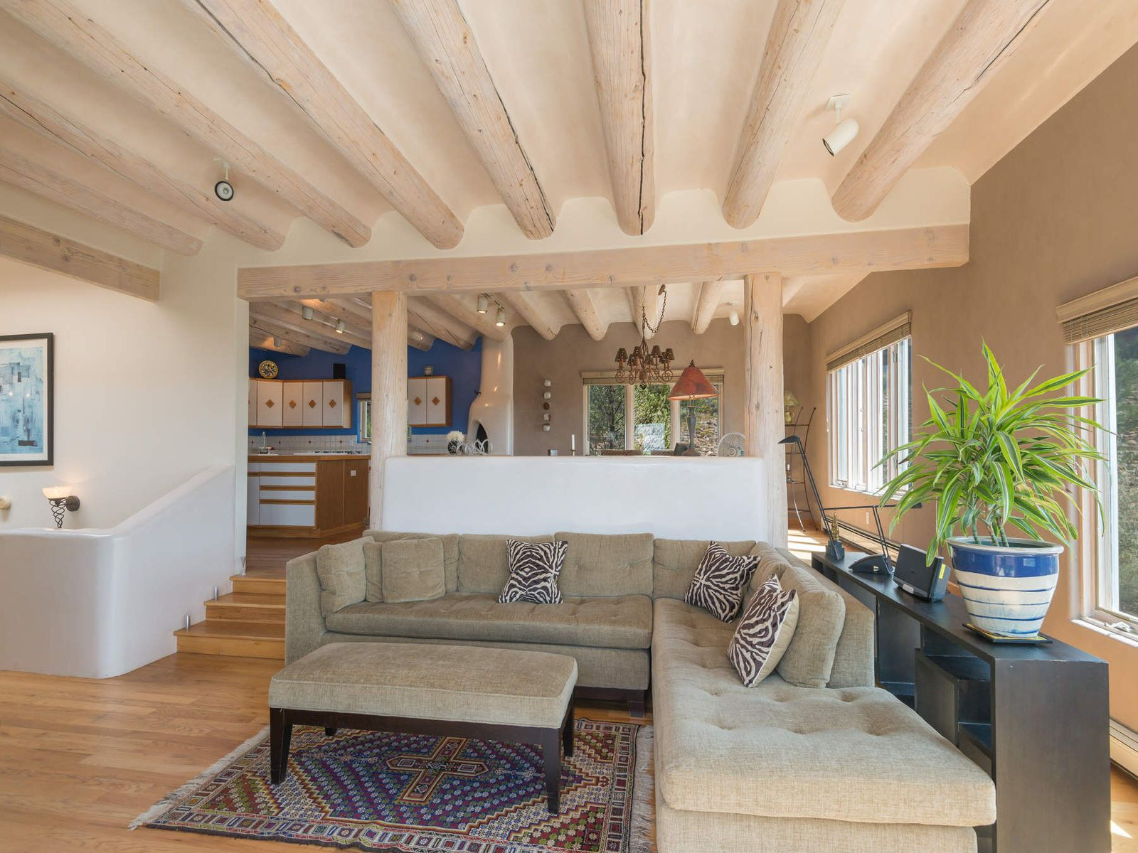 648 La Viveza, Santa Fe NM Townhouse - Santa Fe Real Estate