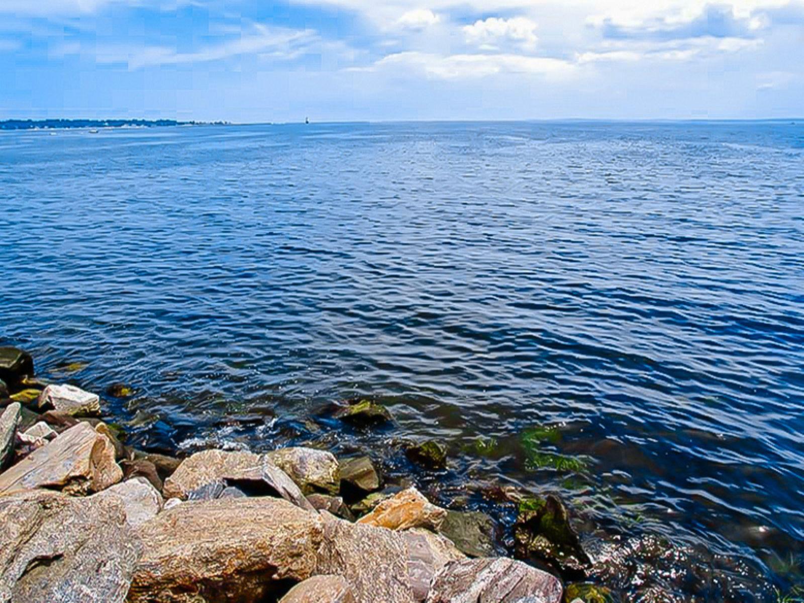 Direct Waterfront at Tip of Peninsula