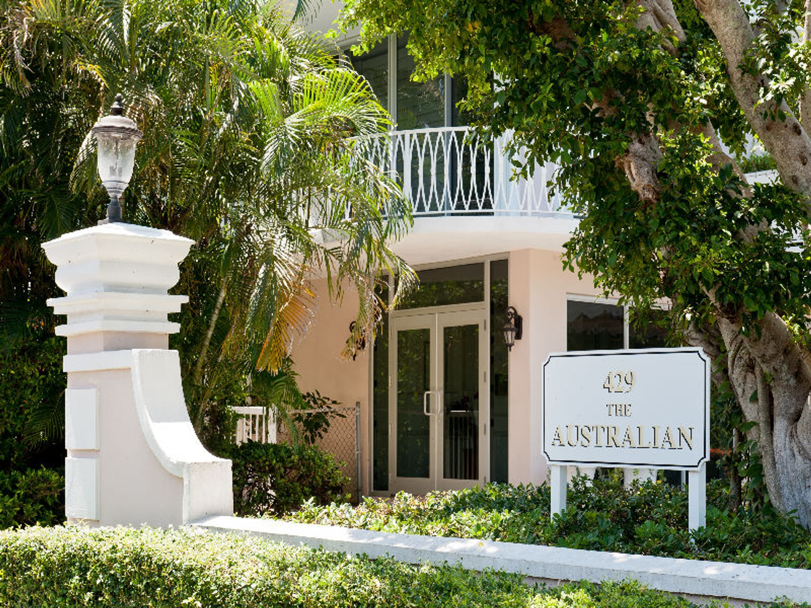 The Australian, Palm Beach FL Condominium - Palm Beach Real Estate