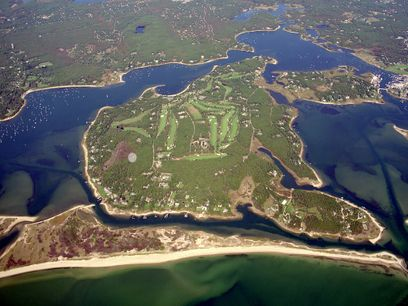 Magnificent Oyster Harbors Building Site, Osterville MA Acreage / Lots - Cape Cod Real Estate