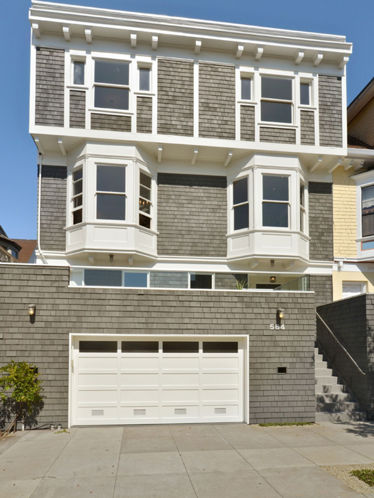 584 Hill Street Grand View Home, San Francisco CA Single Family Home - San Francisco Real Estate