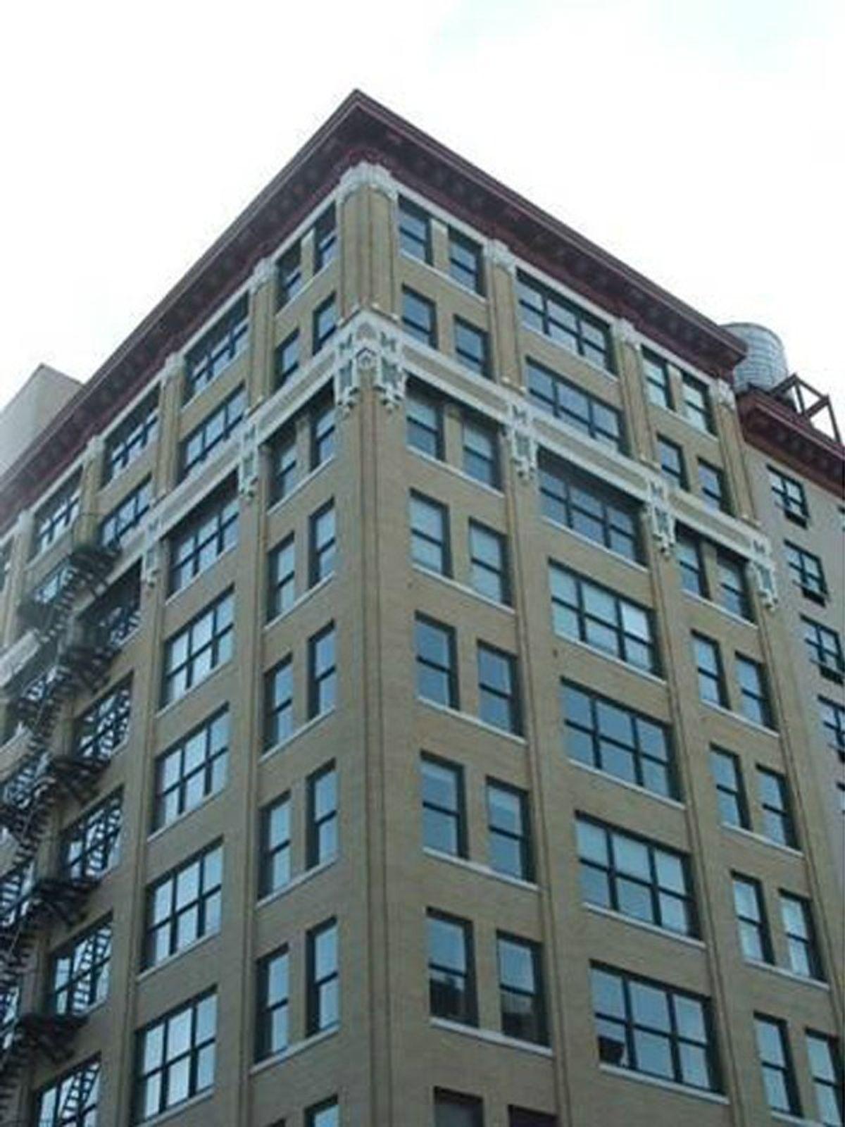 Prewar Condo Loft at the Solita Building