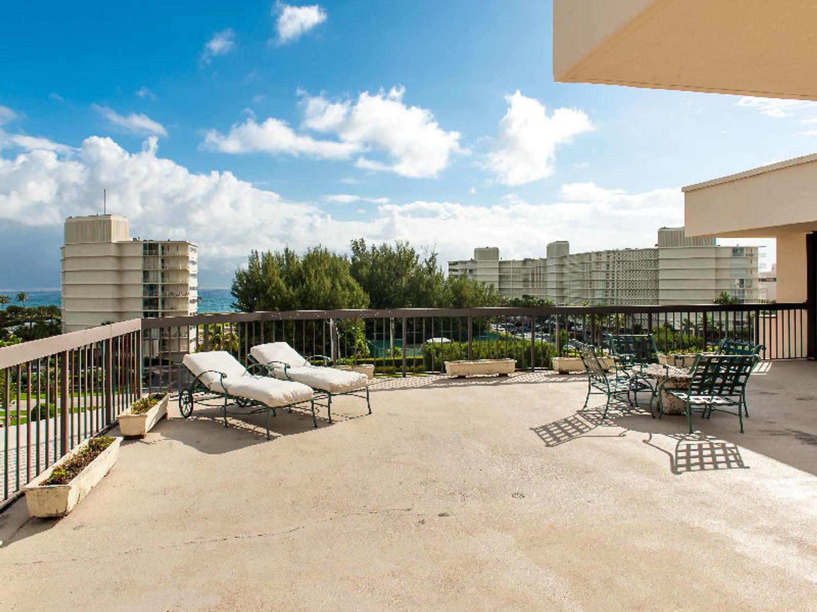 Penthouse with Water Views, Palm Beach FL Condominium - Palm Beach Real Estate